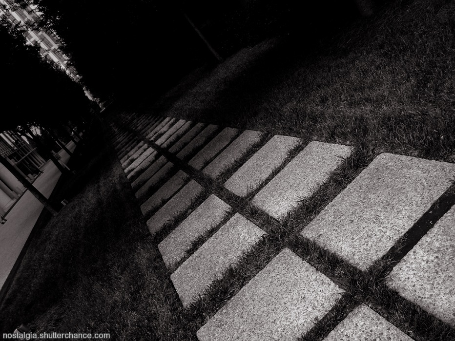 photoblog image My Peachtree Street: Wrong Path